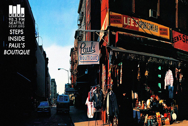 KEXP – Inside Paul's Boutique